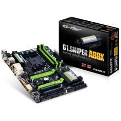 Gigabyte G1.Sniper A88X DDR3 2133MHz S+V+GL+16X FM