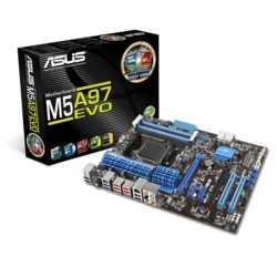 Asus M5A97 EVO AMD970 DDR3 1866MHz S+GL+16X AM3+