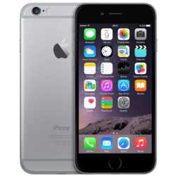 Iphone 6 16GB SpaceGray - Apple Türkiye Garantili