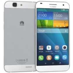 Huawei Ascend G7 16GB Cep Telefonu Gümüş-Beyaz
