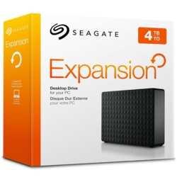 Seagate 3.5 4TB Exp USB3.0 Siyah STEB4000200