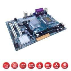 Hiper G31-ICH7 DDR2 800MHz S+V+16X 775p
