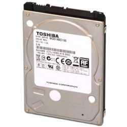Toshiba 2.5 1TB 5400RPM 8MB SATA3 MQ01ABD100