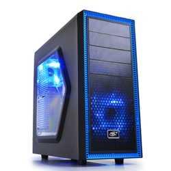 Deep Cool Tesseract SW-BU Midi Kasa Siyah PSU YOK