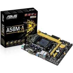Asus A58M-A USB3 DDR3 2133MHz S+V+GL+16X FM2+