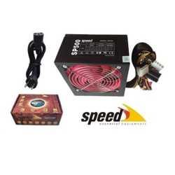 Speed SP-P500 500W 12 Cm Power Supply