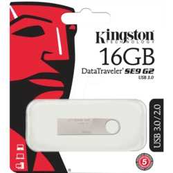 Kingston 16 GB USB 3.0 Memory DTSE9G2/16G