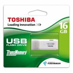Toshiba Hayabusa 16GB USB 2.0 THNU16HAY-BL5 Beyaz