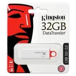 Kingston 32GB USB 3.0 Memory DTIG4/32GB