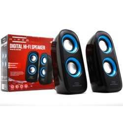 Hiper MS-50M Kablolu Speaker Mavi