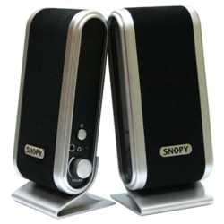 Snopy SN820 1+1 Speaker Siyah USB