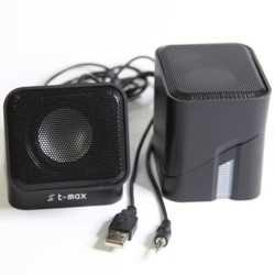 T-Max TRV-098 1+1 Speaker