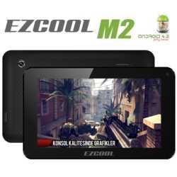Ezcool M2 Cortex A7 512MB 8GB 7 Siyah