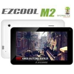 Ezcool M2 Cortex A7 512MB 8GB 7 Beyaz