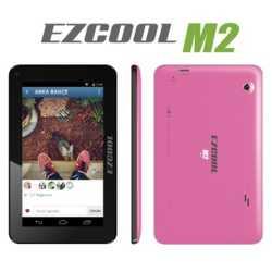 Ezcool M2 Cortex A7 512MB 8GB 7 Pembe