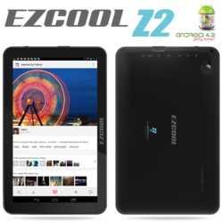 Ezcool Z2 512MB 8GB DualCam HDMI 9 HD Siyah