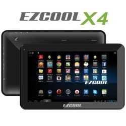 Ezcool X4 512MB 8GB DualCore HDMI 10.1 HD Siyah