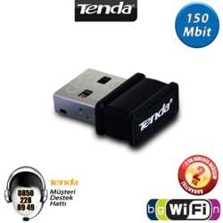 Tenda W311MI WiFi-N 150Mbps USB Adaptör