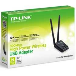 TP-Link TL-WN8200ND 300Mbps Wi-Fi USB Adaptör