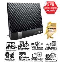 Asus DSL-N17U Torrent,VPN,3G,VDSL,Fiber Gbit Modem