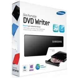 Samsung SE-208GB Slim DvdRw Siyah - External