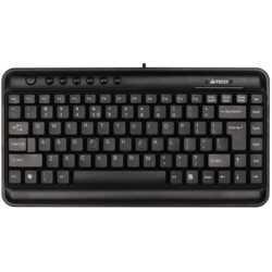 A4 Tech KL-5UP F Klavye / Siyah / USB MM Slim