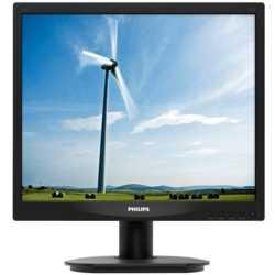 Philips 17S4LSB-62 17 LCD Monitör 5ms Siyah
