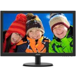 Philips 21.5 223V5LSB2-62 LED Monitör 5ms Siyah