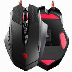 Bloody T7 Gümüş-Siyah M.Core Optik 4000CPI Mouse