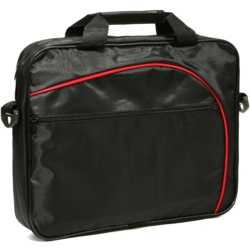 Castbag 15607 Notebook Çantası 15.6 Siyah-Kırmızı