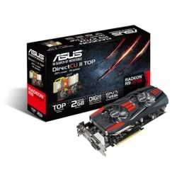 Asus VGA R9270X-DC2T 2 GB 256Bit GDDR5 16X