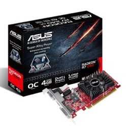 Asus VGA R7240 OC 4 GB 128Bit DDR3 16X