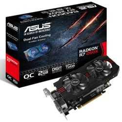 Asus VGA R7260X-OC 2 GB 128Bit GDDR5 16X