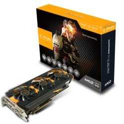 Sapphire R9 290X OC 4GB 512Bit GDDR5 16X