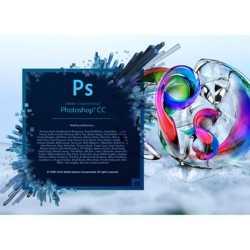Adobe Photoshop CC MLP 1 Kullanıcı 12 Ay