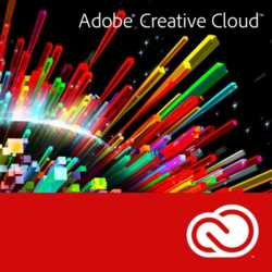 Adobe Creative Cloud for teams MLP 1 Kullanıc 1YIL