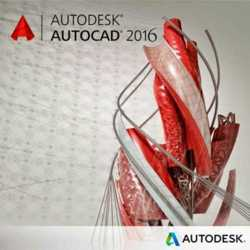AutoCAD LT 2016 5 Kullanıcı- 057H1-G25111-10C1