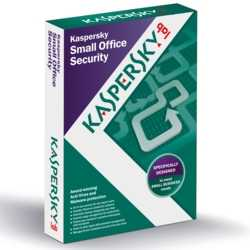 Kaspersky Small Office Sec.3 1+5 Dvd Kutu 1 YIL