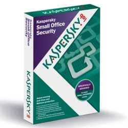 Kaspersky Small Office Sec.3 1+10 Dvd Kutu 1 YIL