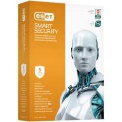 NOD32 ESET Smart Security V8 Kutu-5 Kullanıcı