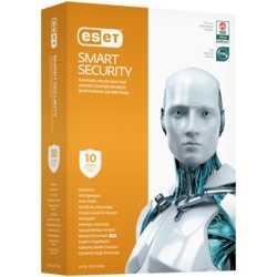 NOD32 ESET Smart Security V8 Kutu-10 Kullanıcı