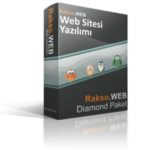 RaksoWeb Diamond Paketi