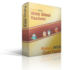 RaksoWeb Gold Paketi