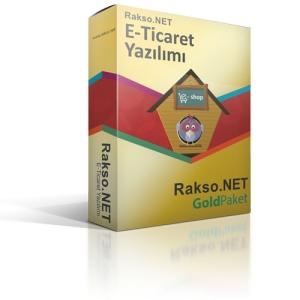 RaksoNet B2C Gold Paketi
